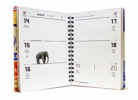 Kalendereinlagen - KA_LEN_DIAR - 2